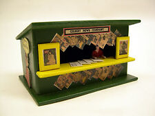Repro Green American Flyer News Stand