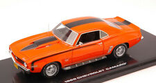 Chevrolet Camaro 1969 Orange/Black 1:43 Model 43004 HIGHWAY 61