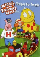 Maggie and the Ferocious Beast: Recipes for Trouble (2008, REGION 1 DVD New)