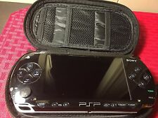 Sony PSP 1000 Value Pack Black Handheld System (PSP-1001K) with Silent Hill