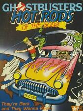 Hot Rods of the Gods, Ghostbusters RPG Supplement, West End, Fine MegaExtras!!