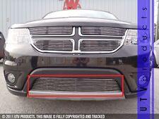 GTG 2011 - 2016 Dodge Journey R/T / SXT 1PC Polished Bumper Billet Grille Grill