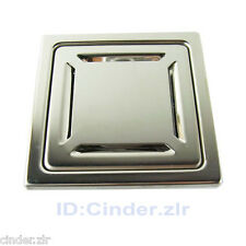 Brand New Shower Drain Square Floor Waste Grate FW-18
