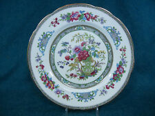 Paragon Tree of Kashmir Scalloped Edge Round Luncheon Plate(s)