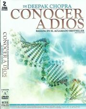 Conocer a DIOS-How to know  GOD-Deepak Chopra-DVD-67Min-1 & 4-Eng&Spa Audio