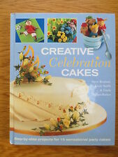 Cookery Book CAKE ICING & DECORATING Creative Celebration Cakes 15 Party Cakes