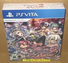 PS Vita Criminal Girls 2 Party Favors Limited Edition New Sealed PlayStation