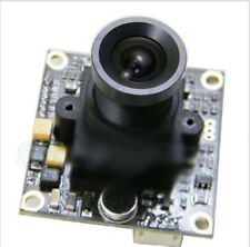 HD 700TVL Sony Effio-E CCD Wide-angle 2.1mm Mini CCTV PCB Board FPV Audio Camera