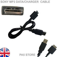 Données usb câble de charge pour sony MP3 walkman player nw nwz