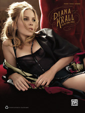 """""""DIANA KRALL-GLAD RAG DOLL"""" PIANO/VOCAL/GUITAR CHORDS MUSIC BOOK-BRAND NEW SALE!"""