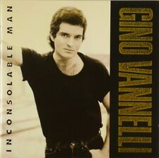 CD - Gino Vannelli - Inconsolable Man - #A3560