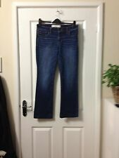 Abercrombie and Fitch Womens Jeans Size 6R Waist 28 inches, Leg 28 inches
