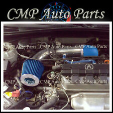 BLUE 2001-2005 ACURA EL 1.7 1.7L SHORT RAM AIR INTAKE KIT INDUCTION SYSTEMS