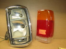 MAZDA  PICK UP PICKUP B2000 86-87 B2200 87-93 B2600 87-93 TAIL LIGHT PASSENGER