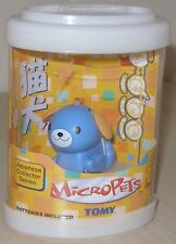 NEW 2002 TOMY MICROPETS JAPANESE COLLECTOR SERIES RARE MICRO PETS TOY