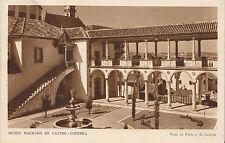 Portugal Postcard - Museu Machado De Castro - Coimbra - Vista Do Patio    ZZ2210