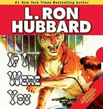 RON L. HUBBARD Audiobook IF I WERE YOU New 2 CD's Unabridged NEW Free Shipping