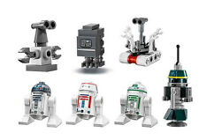 LEGO 75059 Star Wars Sand Crawler Droid Minifigures R1, R2, R5, Treadwell & More