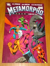 METAMORPHO SUPERMAN BATMAN GN YEAR ONE DC COMICS DAN JURGENS   9781401218034