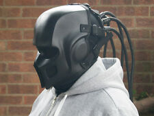 Mortal Kombat Noob Saibot Full Face Black Airsoft Mask - Made to order -