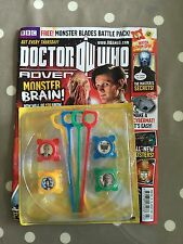 DOCTOR WHO ADVENTURES MAGAZINE - ISSUE 252 - Excellent Condition With Free Gifts
