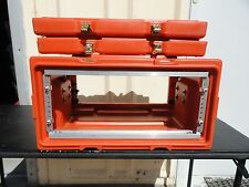 "Hardigg Pelican 4 space 18"" deep rack case Heavy Duty ATA Molded 4RU"