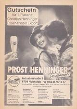Prost Henninger: dattilo mercati bevande 6708 Neuhofen