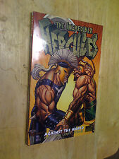 MARVEL The Incredible Hercules: Against the World  HC  FREE Ship US