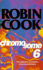 CHROMOSOME 6, ROBIN COOK, Used; Very Good Book