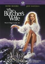 The Butcher's Wife [ DVD ] Region 4, LIKE NEW, FREE Next Day Post...7977