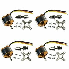 4x XXD 2212 2200KV Brushless Outrunner Motor A2212 KV2200 for RC Aircraft ~K99