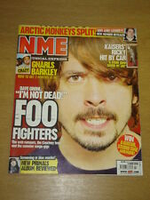 NME 2006 JUN 3 FOO FIGHTERS KAISER CHIEFS PRIMAL SCREAM