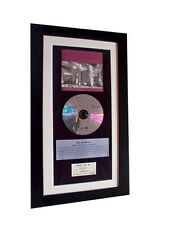 U2 Unfogettable Fire CLASSIC CD Album GALLERY QUALITY FRAMED+EXPRESS GLOBAL SHIP