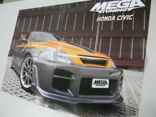 Q64 Poster Honda Civic  retro Annalisa  Maxi tuning-