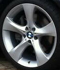"BMW OEM F10 F11 F06 F12 F13 Style 311 5 Spoke Star Wheel 20"" Staggered Wheel Set"