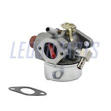 CARBURETOR WT GASKET FITS Tecumseh 640350 640303 640271 Sears Craftsman Mowers