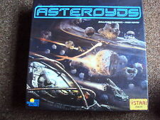 RIO GRANDE YSTARI BOARD GAME ASTEROYDS ASTEROIDS UNPUNCHED UNPLAYED MINT