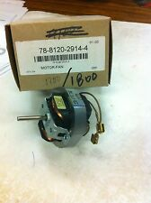 3M overhead projector replacement fan motor 78-8120-2914-4 for 1700/1800 or simi