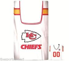 Kansas City Chiefs Shopping Bag In a Pouch