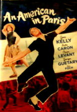 Vincente Minnelli's AN AMERICAN in PARIS (1951) Gene Kelly Leslie Caron SEALED