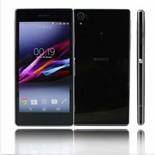 """5"""" Sony Ericsson Xperia Z1 C6903 21MP GPS Android 16GB Débloqué Téléphone Noir"""
