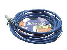 Monument Drill Powered Drain Sink Bath Snake Cleaner Unblocker 3351G 4.5m 15ft