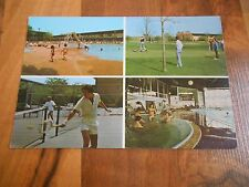 Old Vintage Postcard Ramada The O'Hare Inn (largest) by Airport Des Plaines IL
