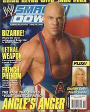 WWE Smackdown October 2004 Kurt Angle ,Sable VG 032916DBE