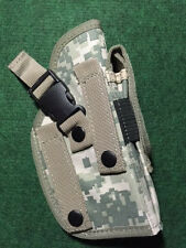 TAIGEAR MOLLE ACU DIGITAL MOLLE Ambidextrous Pistol Holster Tactical #307A