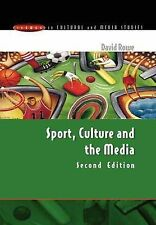 Sport, Culture and the Media: The Unruly Trinity by David Rowe (Paperback, 2003)
