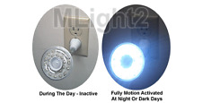 Motion-Sensing Automated Light With Wide Long Detection Range - AC Plug