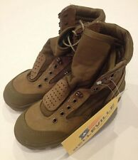 NEW BELLEVILLE HKR 990 HIKER MCB HOT WEATHER MILITARY COMBAT BOOT SIZE 4.5 R