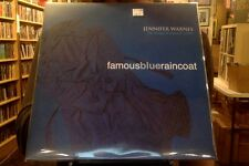 Jennifer Warnes Famous Blue Raincoat LP sealed 180 gm vinyl Impex Leonard Cohen
