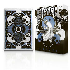 Bicycle Anicca Deck - Blue - Playing Cards - Magic Tricks - New